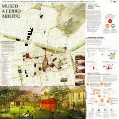 Fundación Santiago Cerros Isla + Macarena Gaete + Javiera Maino, tercer lugar en concurso Cerro Santa Lucía