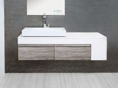 Reece, Architectural Designer Products | Virgo | 1500 Wall Hung Vanity Unit, for main bathroom