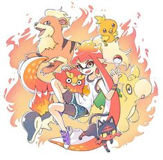 >> Splatoon X Fire Type Pokemon Lucario Pokemon, Pikachu, Splatoon 2 Art, Splatoon Comics, Nintendo, Fire Pokemon, Pokemon Crossover, Fanart, Video Game Art