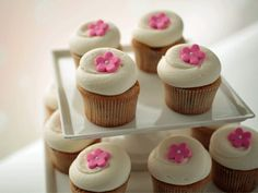 Georgetown Cupcake's Cherry Blossom Cupcake Recipe #DCCupcakes