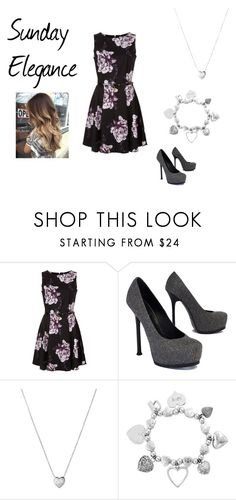 """Sunday Elegance"" by kimmie16 on Polyvore featuring Yves Saint Laurent, Links of London and ChloBo"
