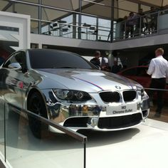 BMW Goodwood festival of speed 2012
