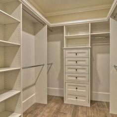 Walk-in Closet Design Ideas, Pictures, Remodel, and Decor