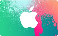 iTunes GC for all the music :)