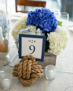 "I've always imagined what it would be like to visit the Hamptons. I just picture it being nautical, classy and elegant… all of which this Hamptons wedding embodies. I love the small details such as the personalized paddles that the guests signed and the bride's ""something blue"" Manolo Blahniks which are elegant and sophisticated. The talented […]"
