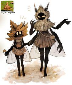 Vector Character, Character Design Cartoon, Fantasy Character Design, Character Design Inspiration, Character Concept, Character Art, Monster Design, Monster Art, Creature Concept Art