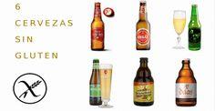 6 cervezas sin gluten: http://www.cocina.es/2014/05/26/6-cervezas-sin-gluten/ #glutenfree #celiacos #singluten