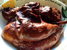 Paleo csokipuding avokádóból és banánból