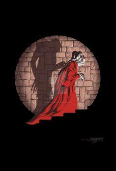 Every day is Halloween Dracula Film, Bram Stoker's Dracula, Real Vampires, Vampires And Werewolves, Horror Posters, Horror Icons, Arte Horror, Horror Art, Scary Movies
