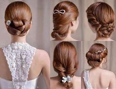 Choosing a Wedding Hairstyle to Match Your Wedding Theme