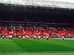 Manchester United vs QPR - Sunday 14th September 2014