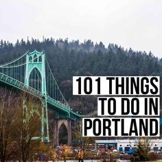 101 Things to do in Portland, Oregon - a Local's Guide Includes links to best pizza, best burgers etc. 101 Things to do in Portland, Oregon- a Local's Guide Oregon Road Trip, Oregon Trail, Oregon Coast, Road Trips, Cool Places To Visit, Places To Travel, Travel Destinations, Vacation Places, Vacation Ideas