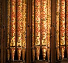 Victorian Organ Pipes