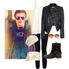 Casual Date... Cause, you know, I'd be casually dating Josh Hutcherson