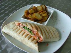piadina salmone