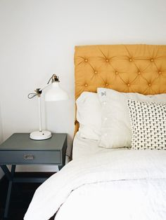 these three quick updates will make your guest bedroom instantly cozy | coco kelley