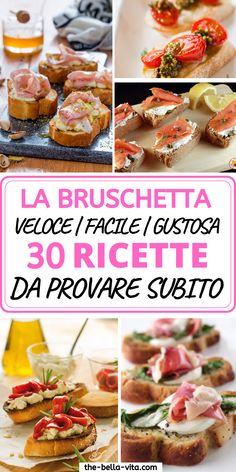 Bruschetta, Ketogenic Recipes, Low Carb Recipes, Healthy Recipes, Antipasto, Food Garnishes, Best Side Dishes, Light Recipes, Clean Eating Snacks