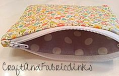 coin purse with zipper sewing pattern                                                                                                                                                                                 More