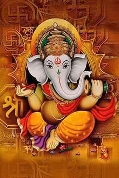 Lord Ganesha is one of the most popular Hindu deity. Here are top Lord Ganesha images, photos, HD wallpapers for your desktop and mobile devices. Ganesh Chaturthi Photos, Happy Ganesh Chaturthi Images, Shri Ganesh Images, Ganesha Pictures, Krishna Images, Lord Ganesha Paintings, Ganesha Art, Krishna Painting, Krishna Art