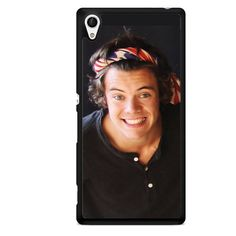 Harry Styles One Direction Bandana TATUM-5173 Sony Phonecase Cover For Xperia Z1, Xperia Z2, Xperia Z3, Xperia Z4, Xperia Z5