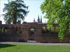 Kaiserpfalz in Gelnhausen