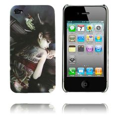 Ghost Woman (no.1) iPhone 4 Cover