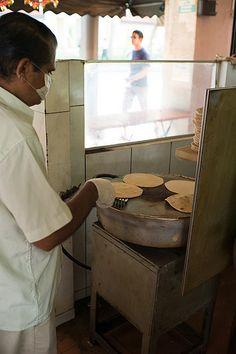 145/365 - Chapati