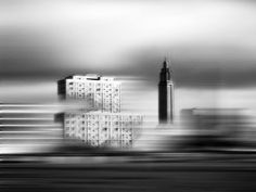 Expressionistic Black and White Architecture Photography by Neda Vent Fischer Building Photography, Image Photography, Photography Tutorials, White Art, Professional Photographer, Black And White Photography, Photoshop, In This Moment, Architecture