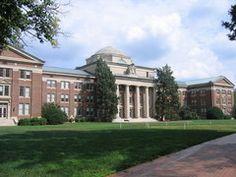 Davidson College - worked here