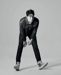 Black Korean, Korean Men, Korean Actors, Drama Korea, Korean Drama, Nam Joo Hyuk Cute, Joon Hyuk, Nam Joohyuk, Bts Boys