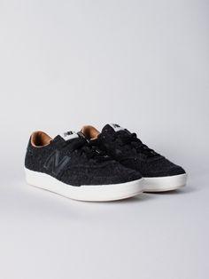 reputable site 76545 8ca82 CRT300EC Black by New Balance Mens Sneakers, New Balance, Adidas Originals,  Men Sneakers