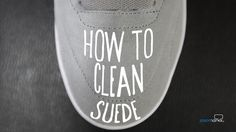 Jason Markk | How To Clean Suede