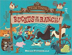Ruckus on the Ranch: The Texas Tenors, Brian Fitzgerald: 9781609055349: Amazon.com: Books