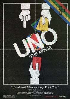 Uno: The Movie movie poster from IMDb