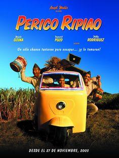 Afiche de la película Perico Ripiao
