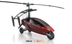 PAL-V Personal Air and Land Vehicle