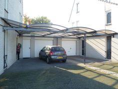 carport op maat met schuine zijde aanbouwen 0174 220211