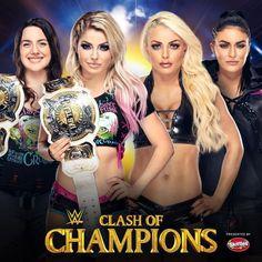 Clash Of Champions, Lexi Kaufman, Money In The Bank, Evolution, Bliss, Diva, Wwe Stuff, Women, Sd