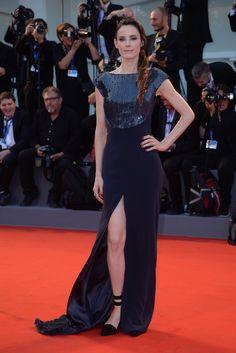 Pilar López de Ayala, con un vestido de Antonio Grimaldi. - Todos los looks del…