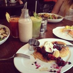 Riding House Cafe, W1 | 26 Utterly Delicious Brunch Places In London