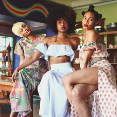 49 Black-Owned Fashion Companies That Cater Specifically To The Carefree, Quirky Black Woman  #melanin #blackowned