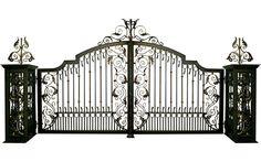 Eros Custom Gate Design, 0% FINANCE GatesIron