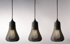 A 3D-Printed Lampshade - Mad About The House