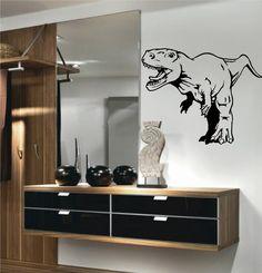 Dinosaur,DINO Baby Boy Art Deco decal Wall  Nursery Sticker KIDS, Room via Etsy