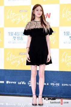 YG FAMILYY — LEE SUNG KYUNG @ 151222 tvN Cheese In The Trap...