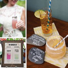 More Signature drink ideas