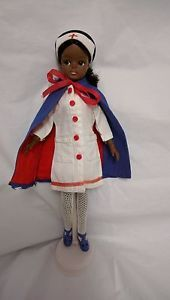vintage sindy gayle doll dressed in nurse outfit all joints work sindys friend   | eBay