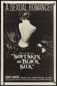 The erotic cinema of Radley Metzger/ Audubon Films Cool Posters, Film Posters, The Libertines, Original Movie Posters, Radley, Skin So Soft, Natural Skin, Film Director, History Facts