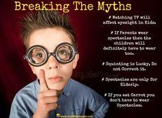 Does Watching TV affect eyesight in Children?   My Little Moppet