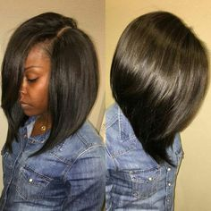Cheap hair style flat iron, Buy Quality wig clamp directly from China hair spray Suppliers: Brazilian Straight Bob Wigs For Black Women Full Lace Human Hair Wigs With Baby Hair Full Lace Front Wigs Human Hair Bob Wigs Teenage Hairstyles, Long Bob Hairstyles, Weave Hairstyles, Short Haircuts, Layered Bob Hairstyles For Black Women, Toddler Hairstyles, Hairdos, Trendy Hairstyles, Long Bob Kurz